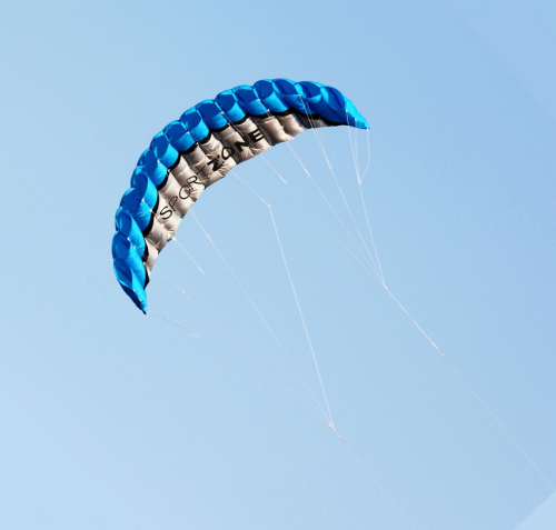 Кайт Sport Zone Blue 2.5 m