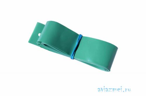Хвост-лента зеленая