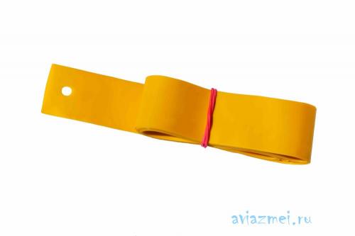 Хвост-лента желтая