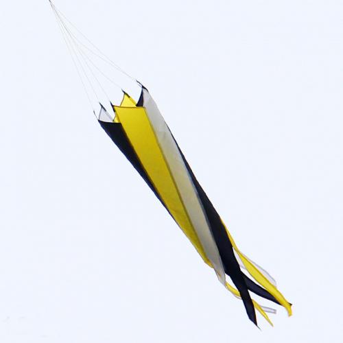 Хвост-турбина желтый