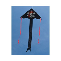 HQ Ecoline: Simple Flyer Jolly Roger 85 cm