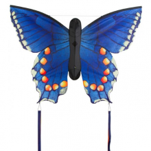 HQ Butterfly Kite Ruby Swallowtail Blue