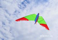 Воздушный змей Попугай