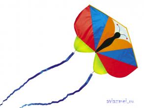 Воздушный змей Мотылек