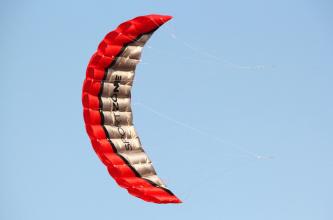 Кайт Sport Zone Red 2.5 m