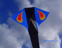 Воздушный змей Кобра