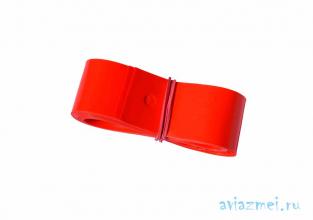 Хвост-лента красная